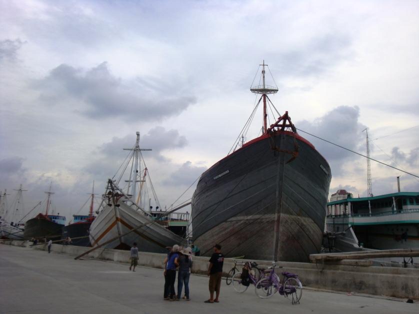 Alter Hafen Jakarta
