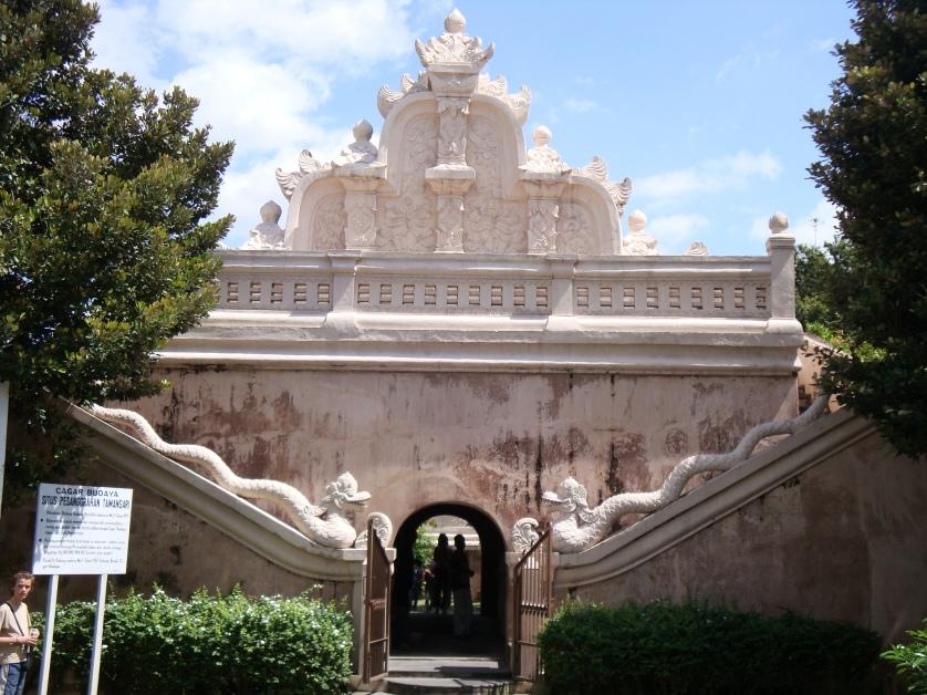 Harem des Sultans, Jogyakarta