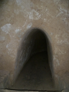 Cu Chi Tunnel, Vietnam
