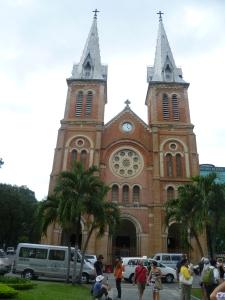 Notre Dame Kirche, Saigon