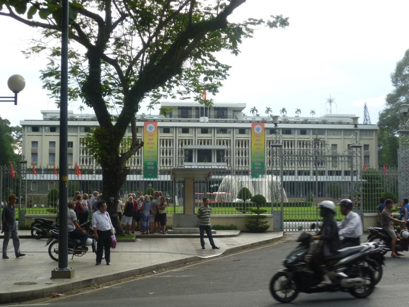 Palast der Einheit, Saigon