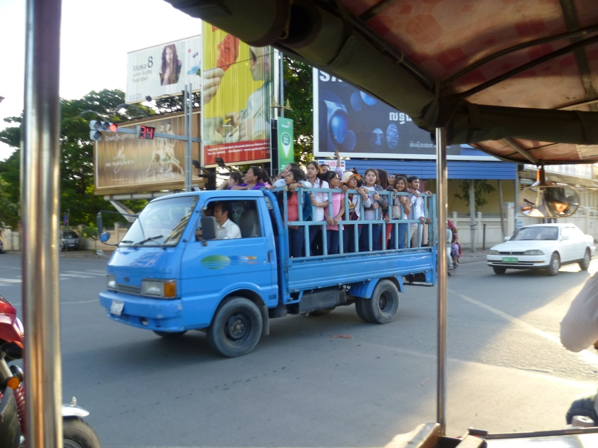 Kinder Kambodscha