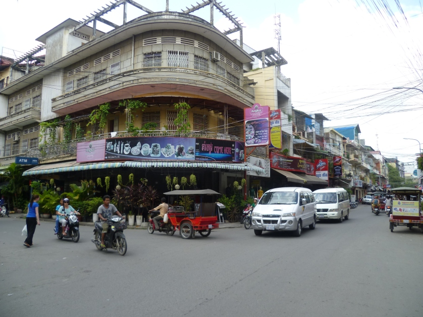 Straße, Phnom Penh