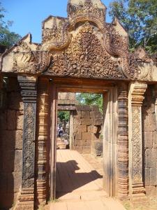 Banteay Srei, Kambodscha