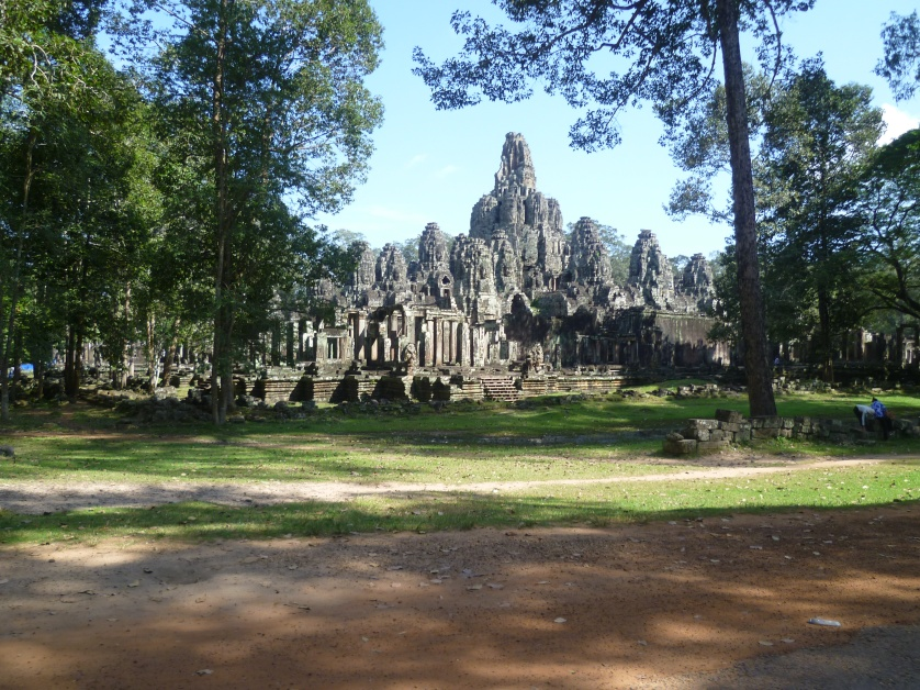 Bayon, Angkor Thom, Kambodscha