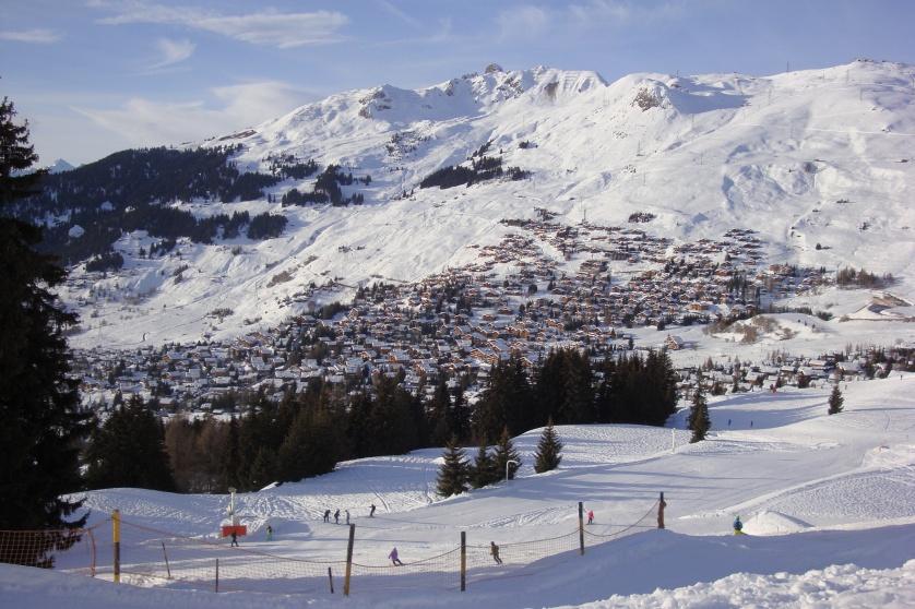 Wintersportort Verbier