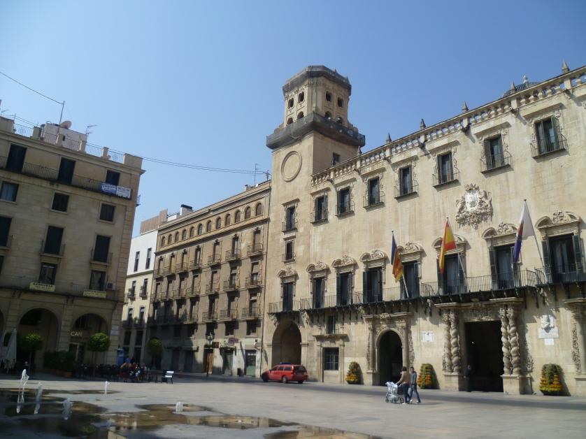 Plaza de Ayuntamiento, Alicante