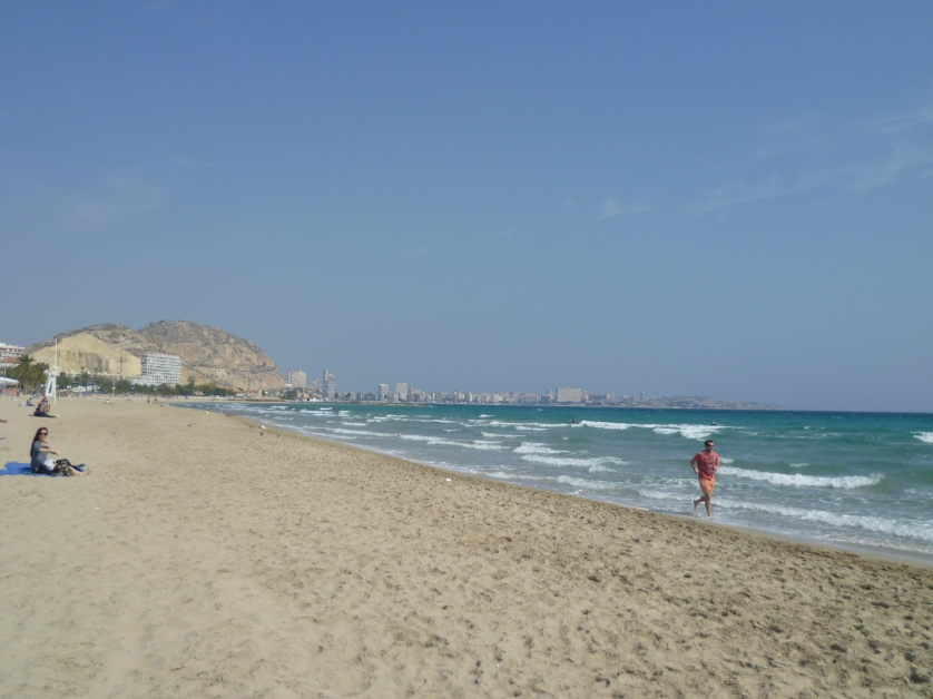 Stadtstrand, Alicante