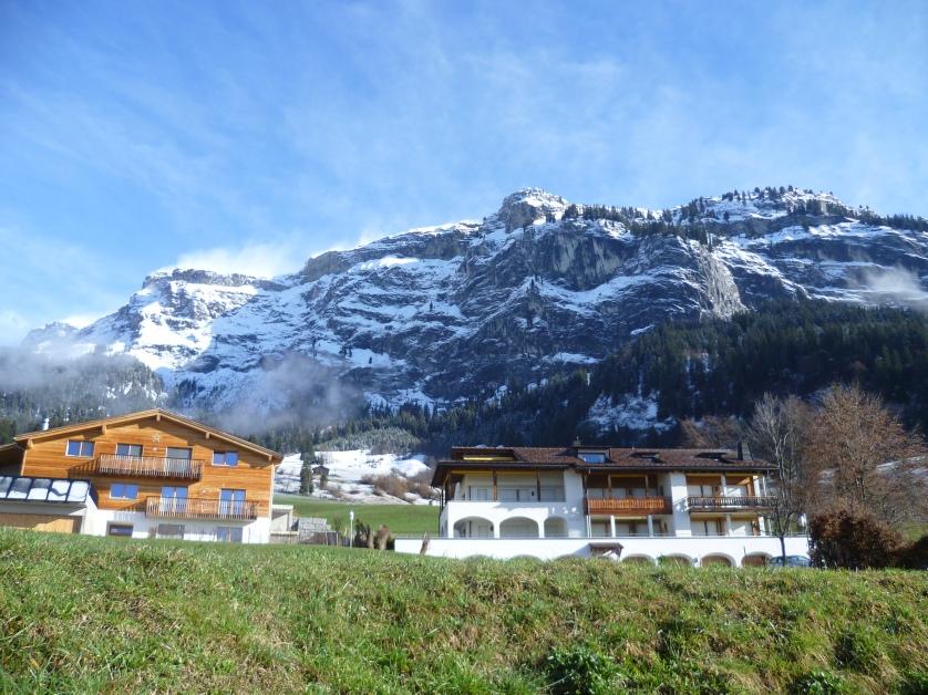 Flimserstein, Flims, Schweiz