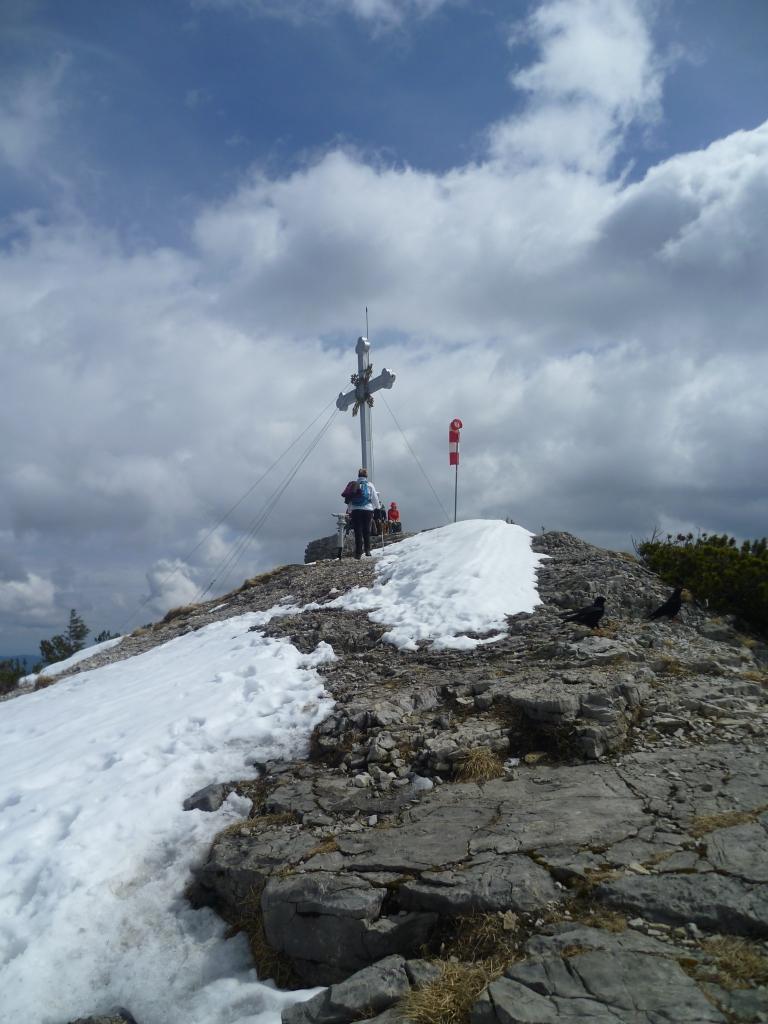 Gipfelkreuz Wallberg