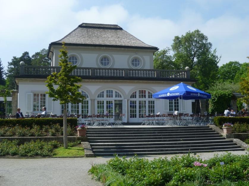 Cafe Botanischer Garten Muenchen