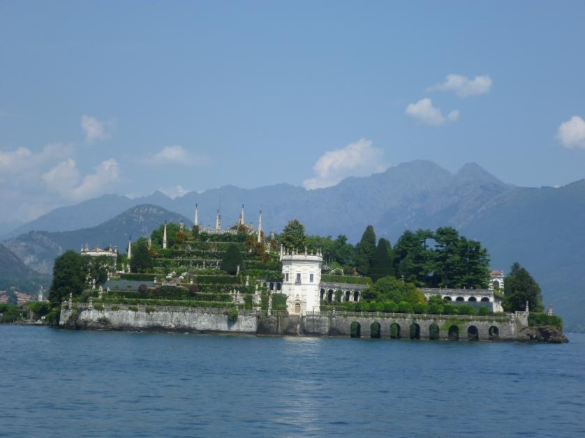 Isola Bella, Lago Maggiore, Italien