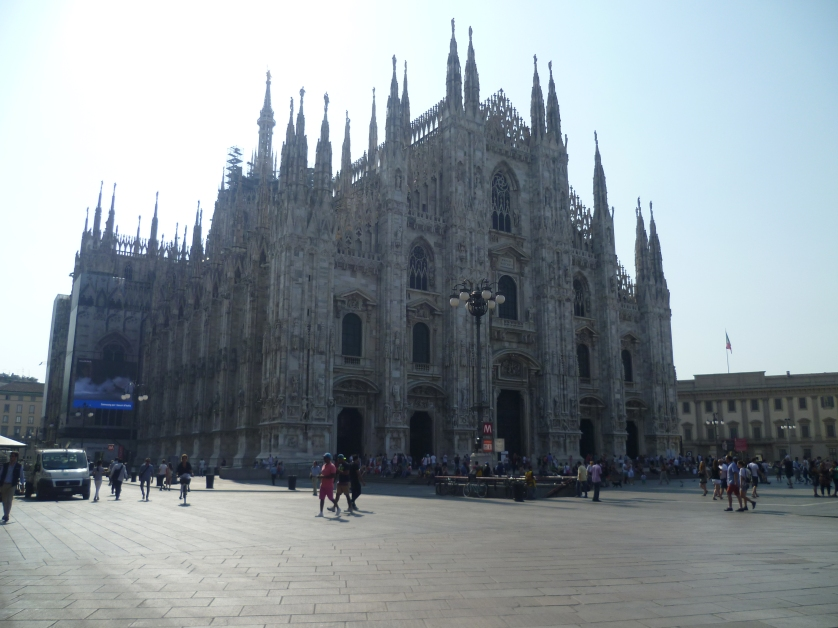 Dom, Mailand, Italien