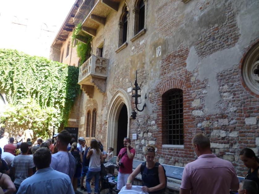 Casa di Guiletta, Verona