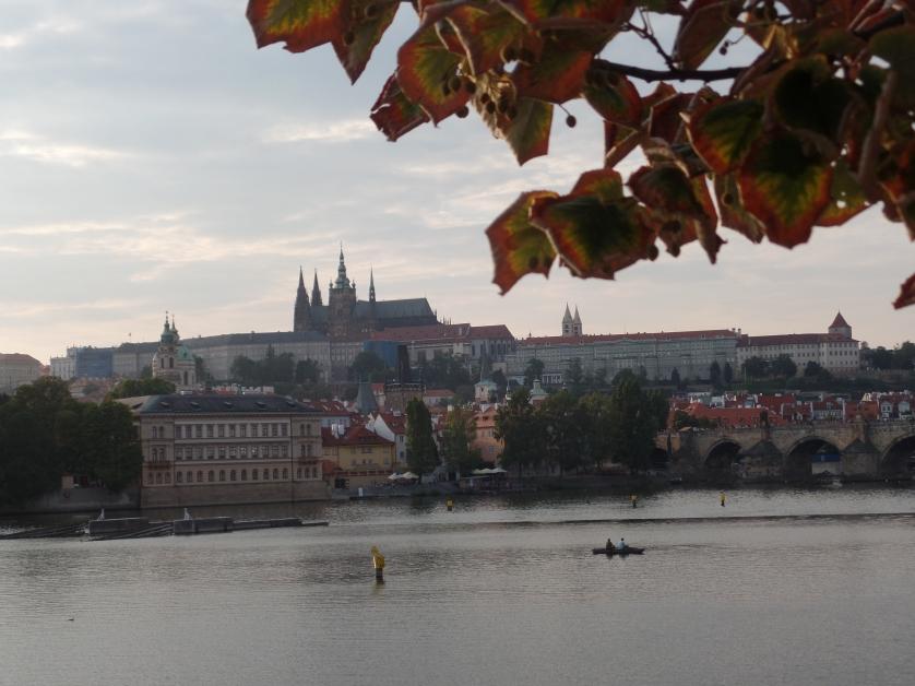 Prag, Dom, Schloss