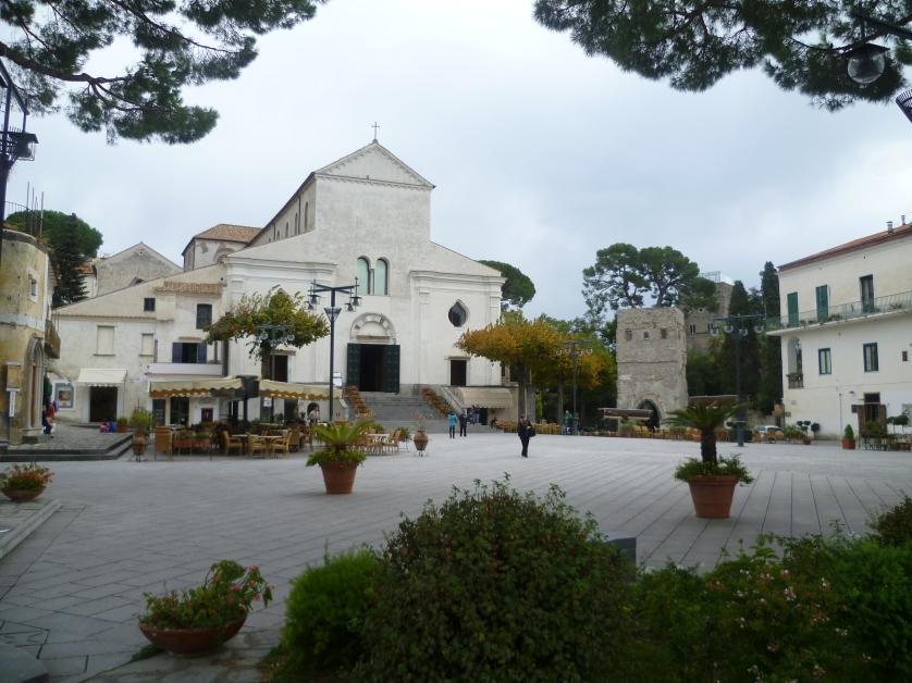 Ravello, Amalfikueste, Italien