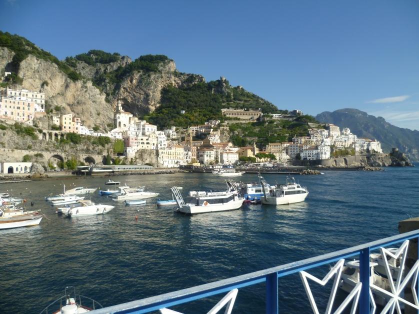 Amalfi, Amalfikueste