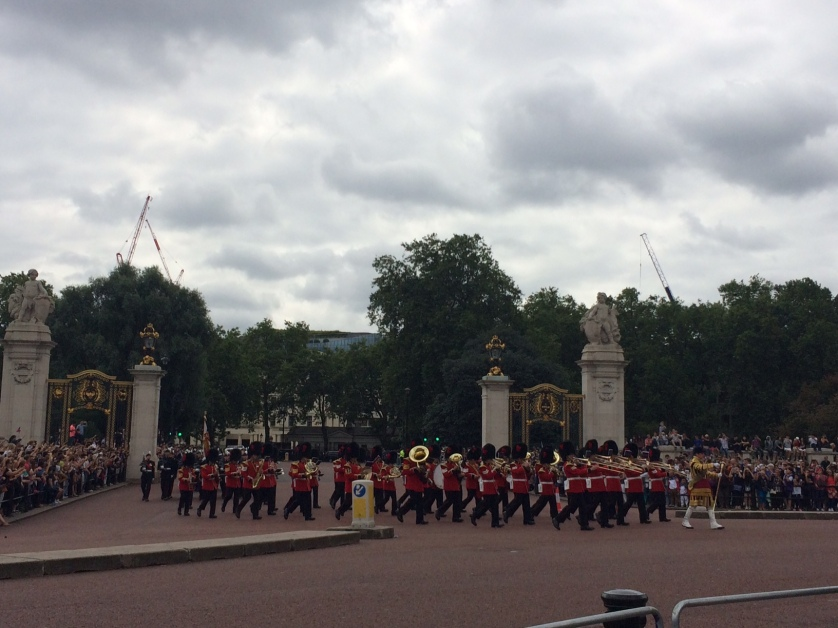 Wachwechsel Buckingham Palace
