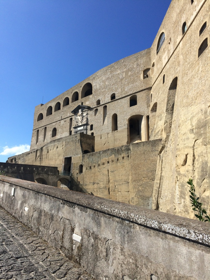 Castel San Elmo, Neapel