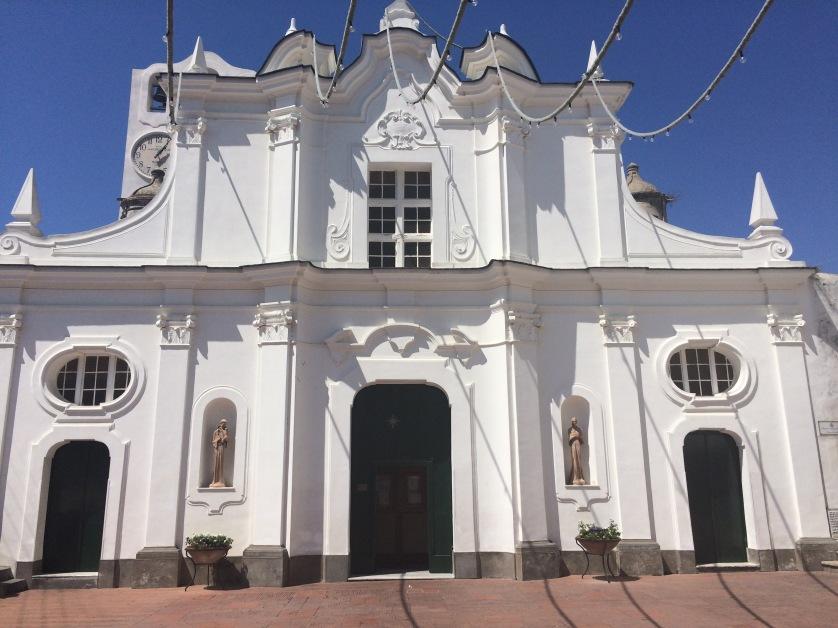 San Michele, Kirche, Anacapri