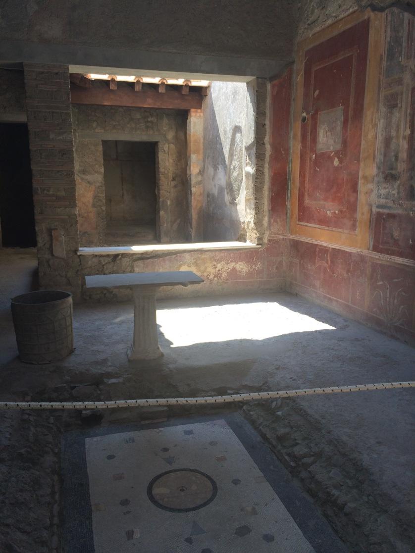 Wohnhaus, Pompeji