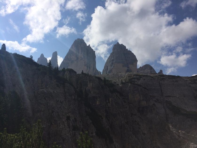 3 Zinnen, Dolomiten