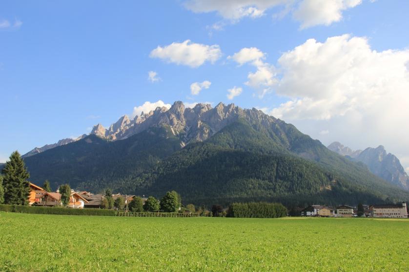 Pustertal, Suedtirol, Italien