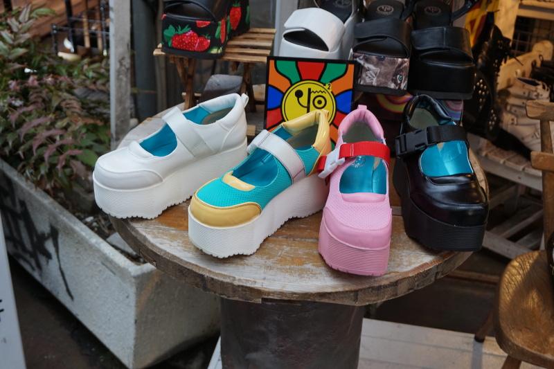 Schuhe, Harajuku, Tokio