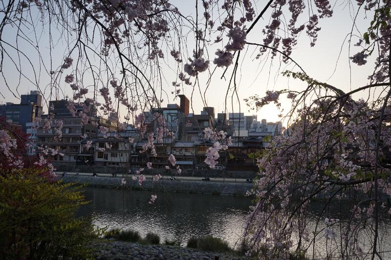Kyoto, Fluss, Japan